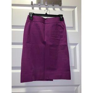 Banana Republic Sloan Skirt